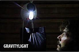 アフリカに灯る重力ライト